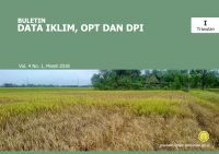 Buletin Data Iklim OPT DPI Triwulan I 2018